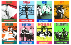 Dundee Urban Orchard - Orchard City prints series